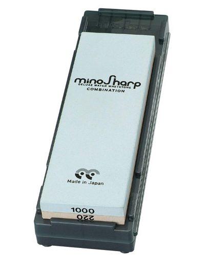 minoSharp Schleifstein 220/1000