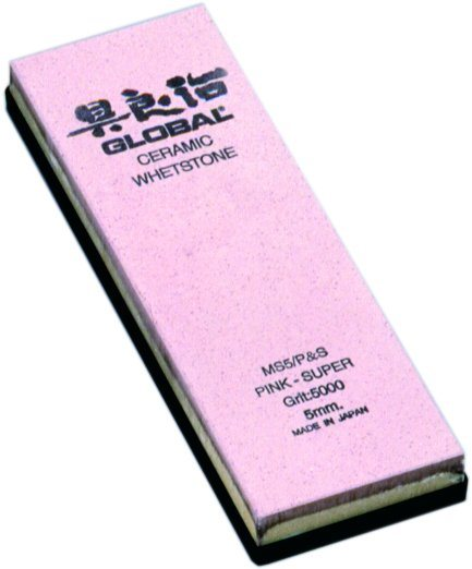 Global Keramikschleifstein 5000 in Pink