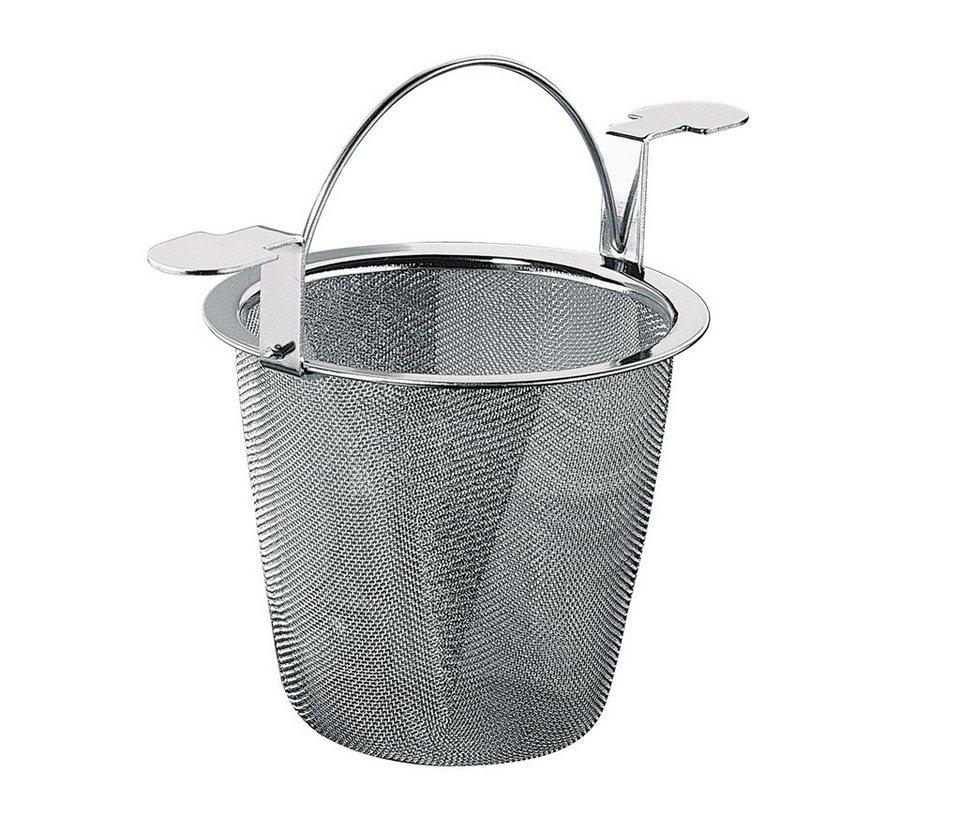 Küchenprofi Teefilter »für Tassen« in Silber