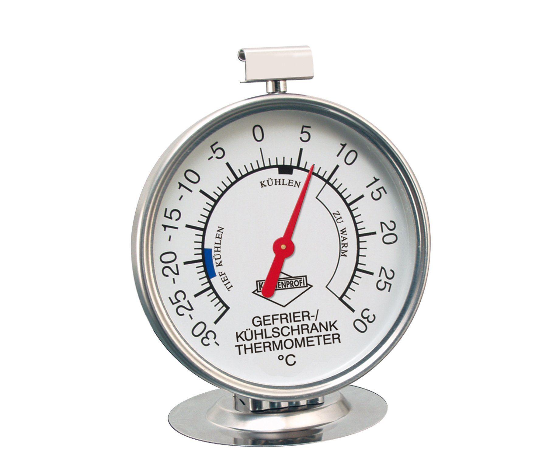 Küchenprofi Kühlschrank-Thermometer