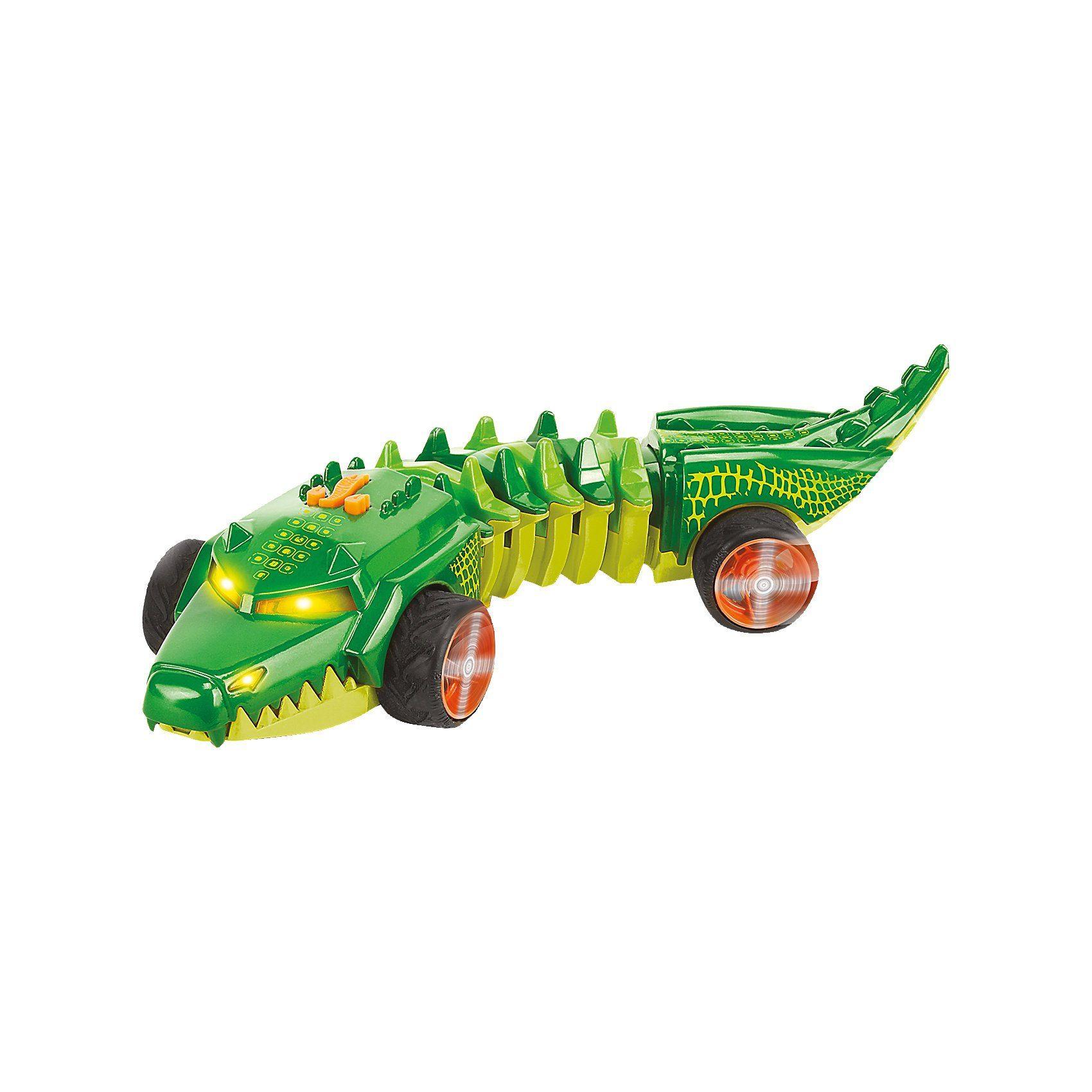 Happy People Hot Wheels Mutant Machines Commander Croc