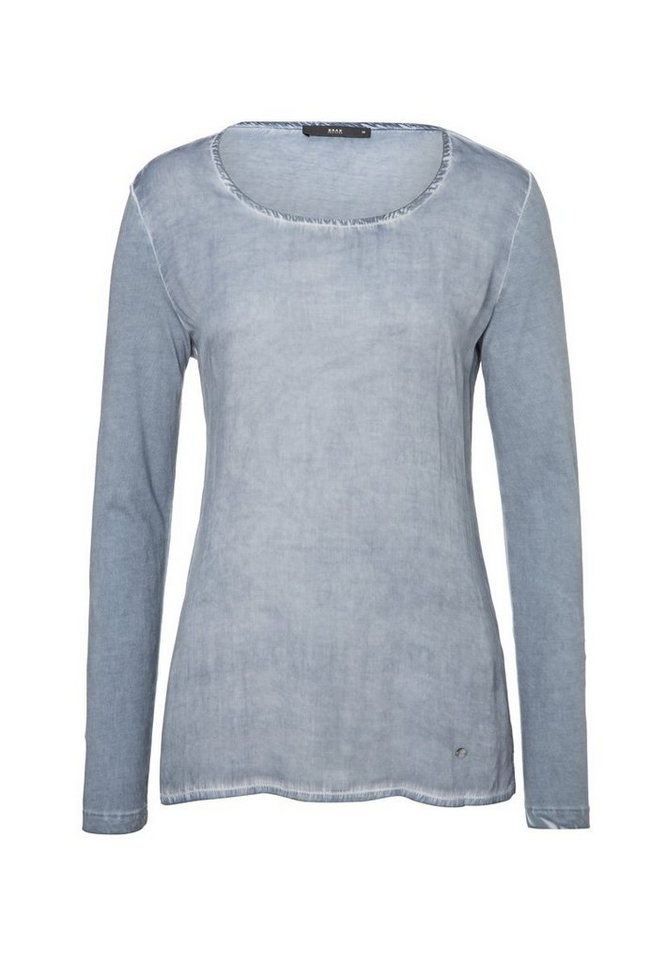 BRAX Damenshirt »CARINA« in WINTER SKY