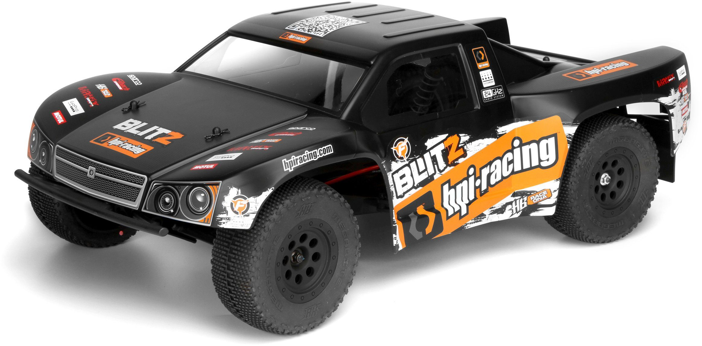 HPI Racing RC Auto, »Blitz Flux Short Course Truck 1:10 2,4 GHz«