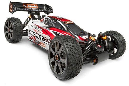 HPI Racing RC Auto, »Trophy Buggy Flux 2,4 GHz 1:8«