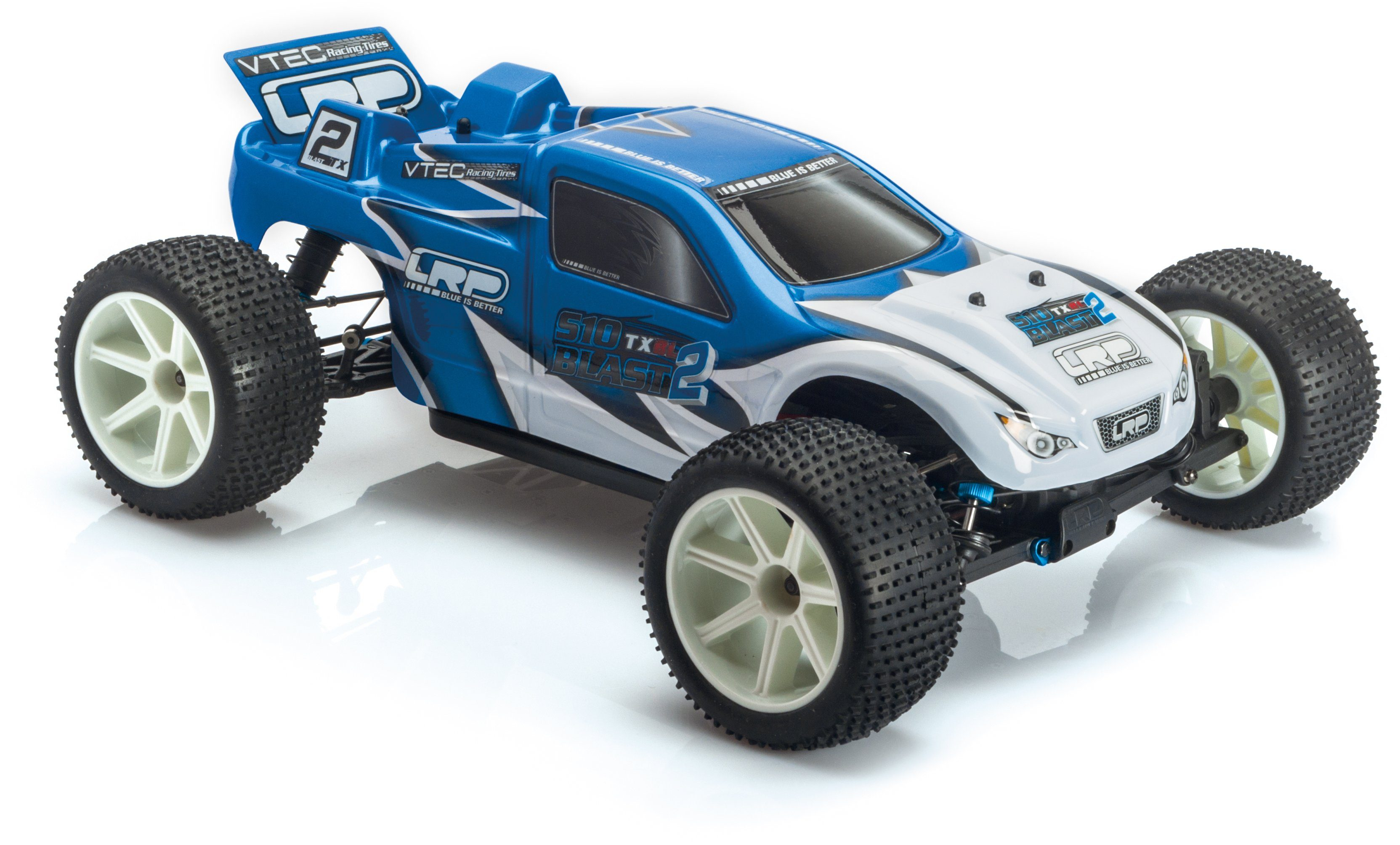 LRP RC Auto, »S10 Blast TX 2 Brushless 4WD Elektro Truggy 2,4 GHz 1:10«