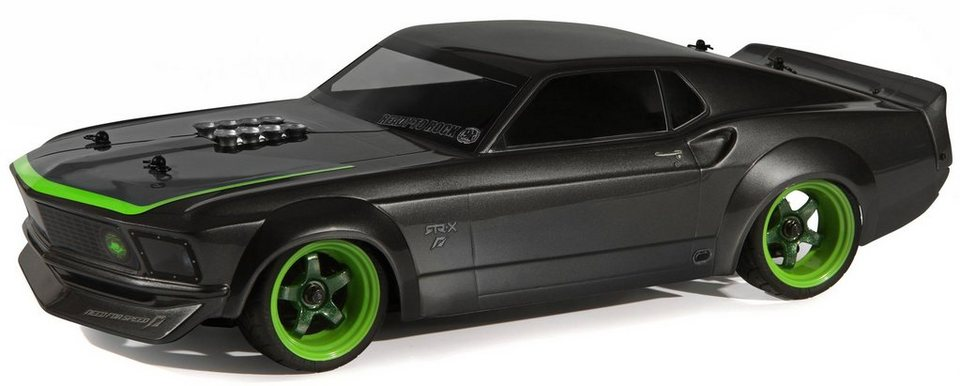 HPI Racing RC Auto, »1969 Ford Mustang RTR X Sprint 2 1:10 2,4 GHz« in schwarz