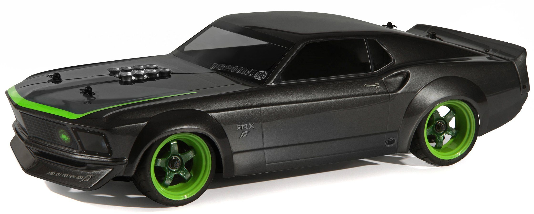 HPI Racing RC Auto, »1969 Ford Mustang RTR X Sprint 2 1:10 2,4 GHz«