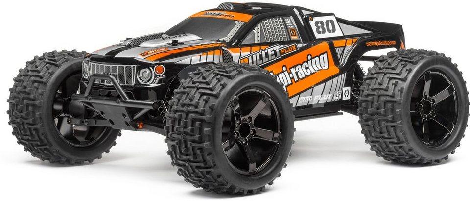 HPI Racing RC Auto, »Bullet ST Flux 1:10 2,4 GHz«