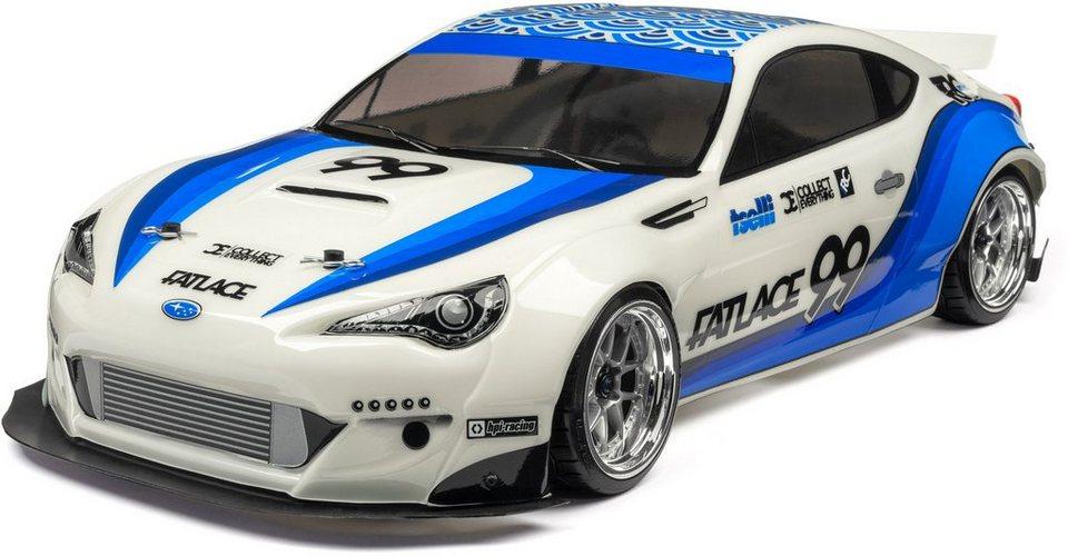 HPI Racing RC Komplettset, »RS4 Sport 3 Drift Subaru BRZ 2,4 GHz 1:10«