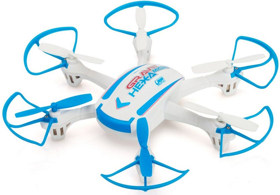 LRP Multicopter, »Gravit Hexa Micro«