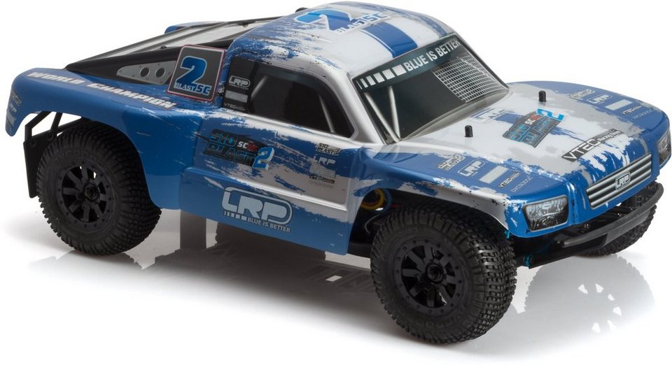 LRP RC Auto, »S10 Blast SC 2 Brushless 4WD Elektro Short Course 1:10 2,4 GHz«