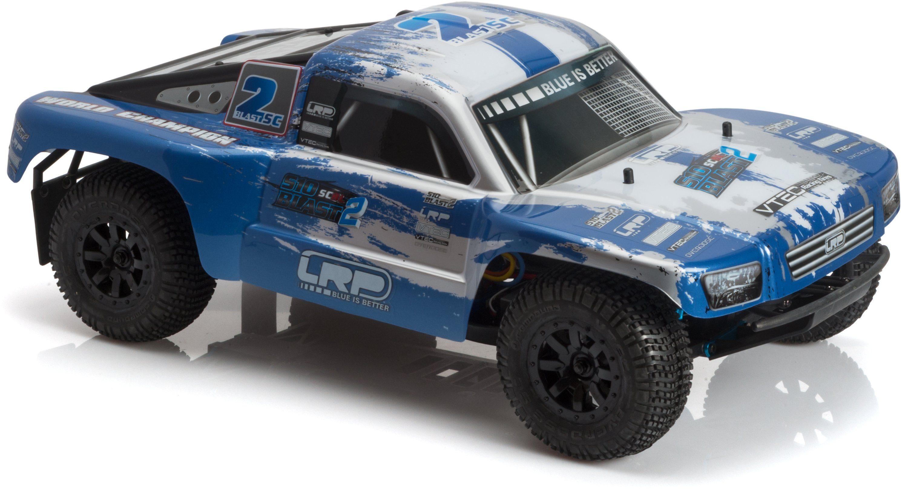 LRP RC Auto, »S10 Blast SC 2 Brushless 4WD Elektro Short Course 1:10 2,4 GHz«