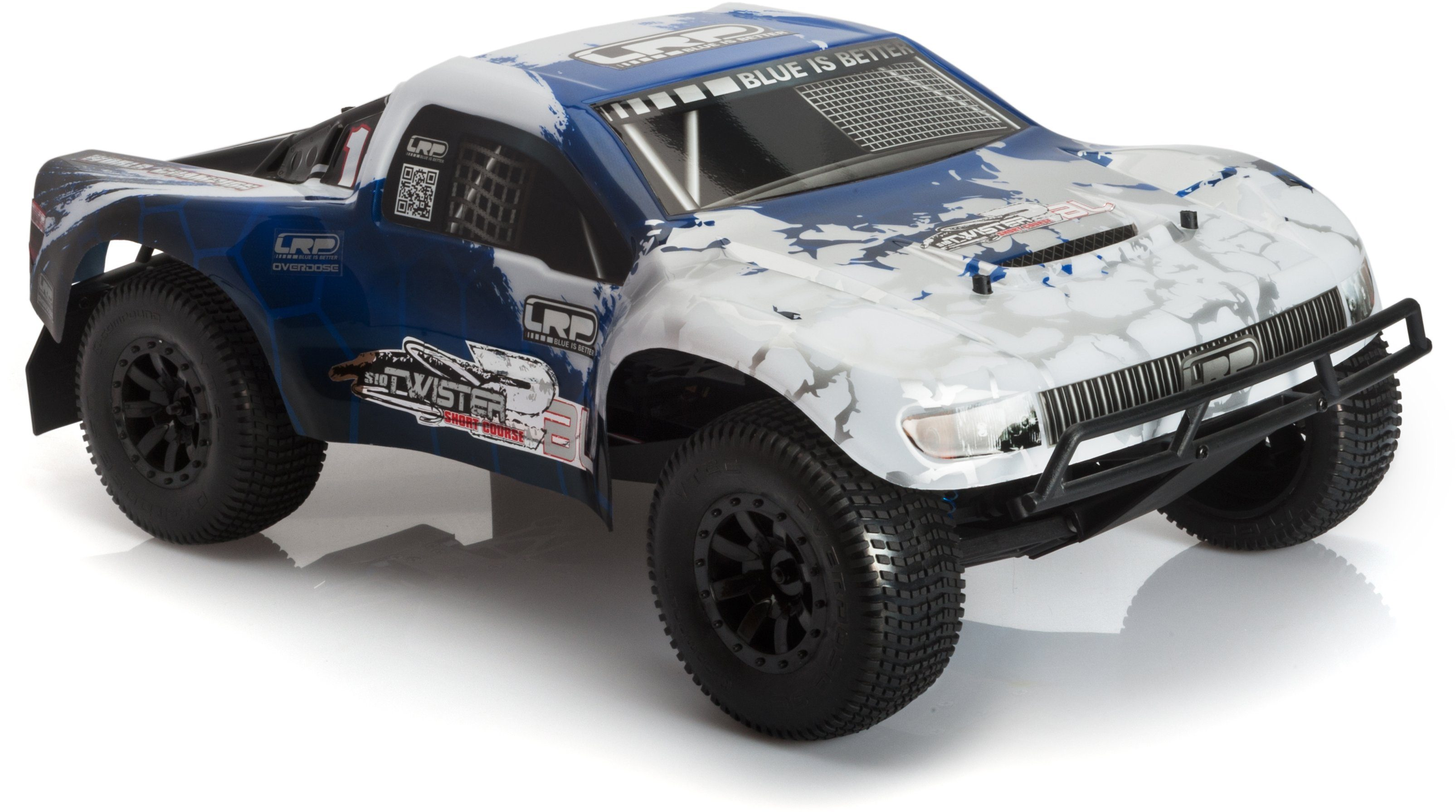 LRP RC Auto, »S10 Twister 2 SC-Truck Brushless 1:10 2,4 GHz«