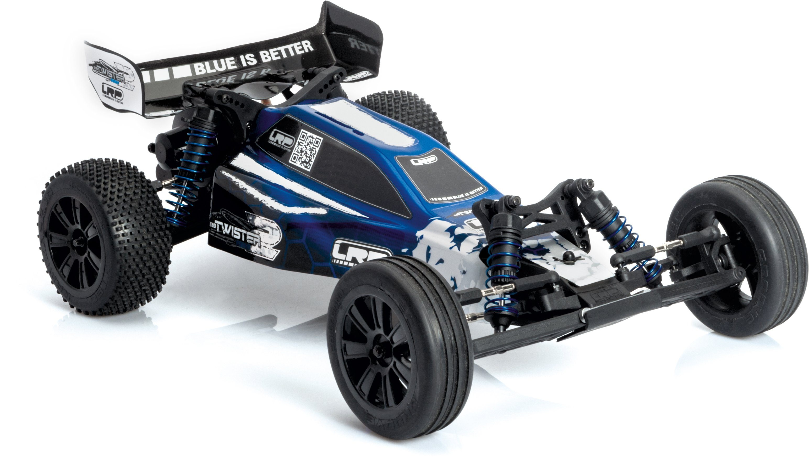 LRP RC Auto, »S10 Twister 2 Buggy Brushless 1:10 2,4 GHz«