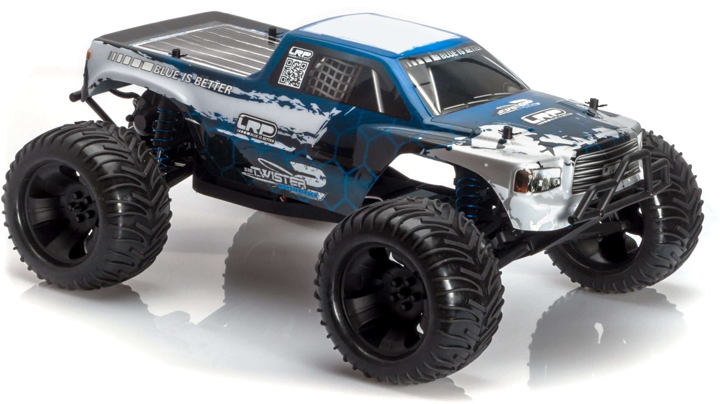LRP RC Komplettset, »S10 Twister 2 Monster Truck Limited Edition 1:10 2,4 GHz«