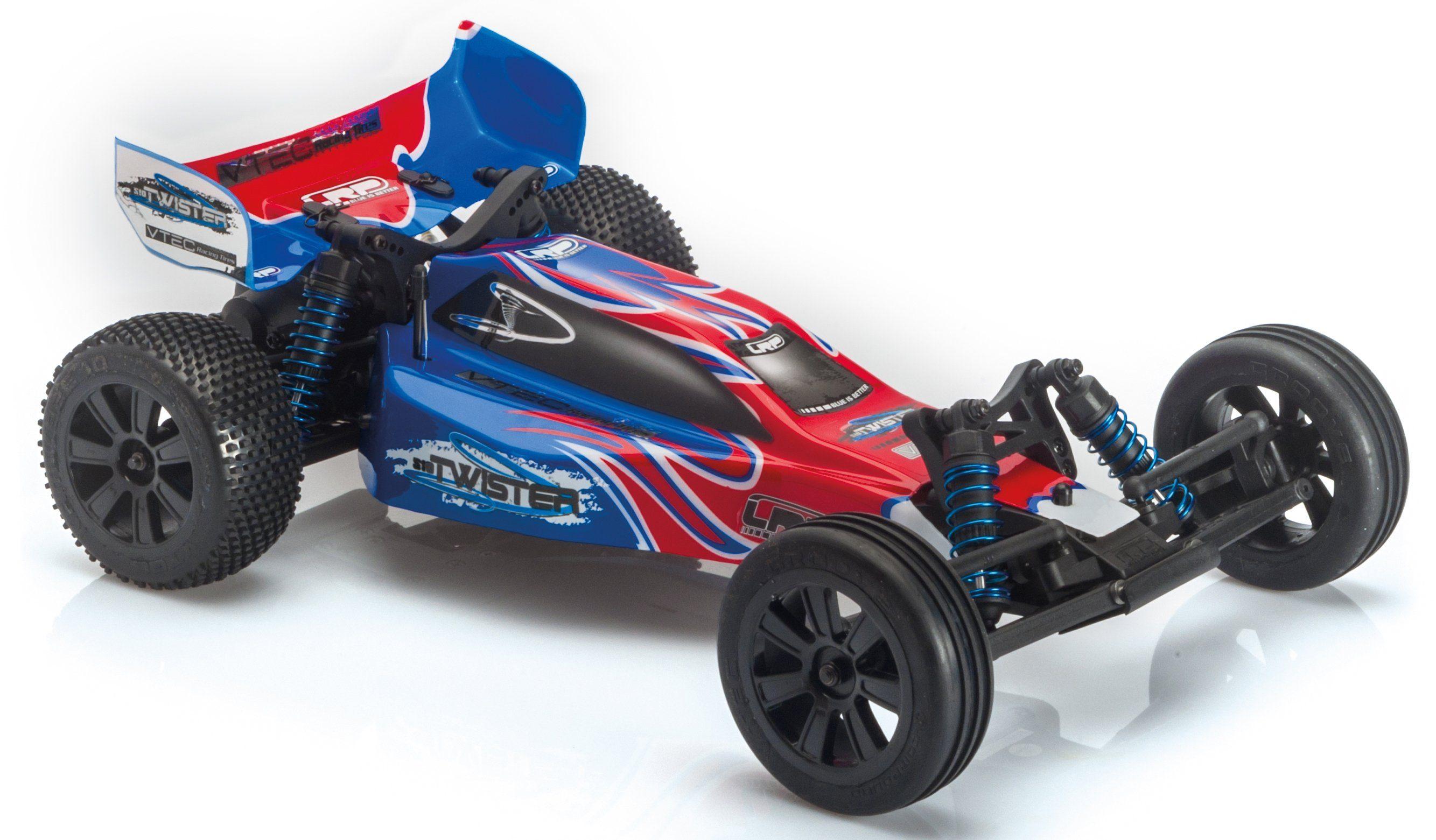LRP RC Auto, »S10 Twister Buggy Elektro 2WD 1:10 2,4 GHz«