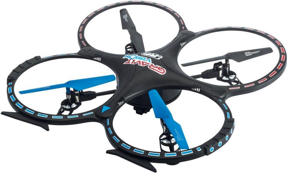 LRP RC Quadrocopter mit Kamera, »Gravit Vision mit HD-Camera«