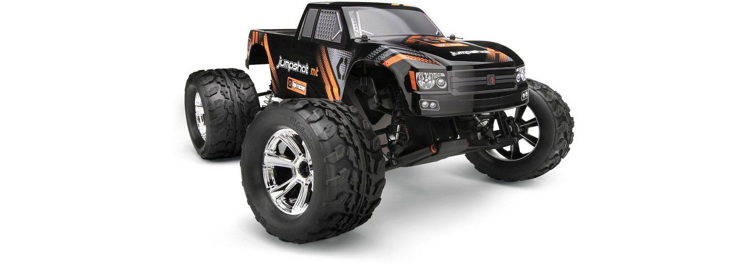 HPI Racing RC Komplettset, »Jumpshot MT 2WD Monster Truck 1:10 2,4 GHz«