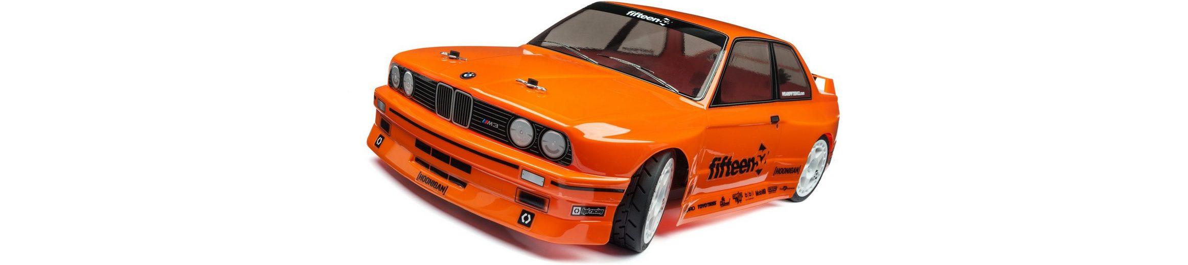 HPI Racing RC Komplettset, »RS4 Sport 3, BMW M3 E30 1:10 2,4 GHz«