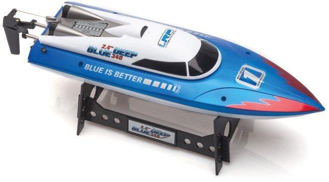 LRP RC Boot, »Deep Blue 340 blau, 2,4 GHz«