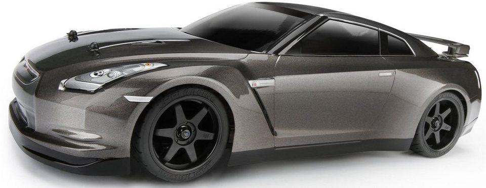 HPI Racing RC Komplettset, »Sprint 2 Sport, Nissan GTR R35 1:10 2,4 GHz« in silberfarben