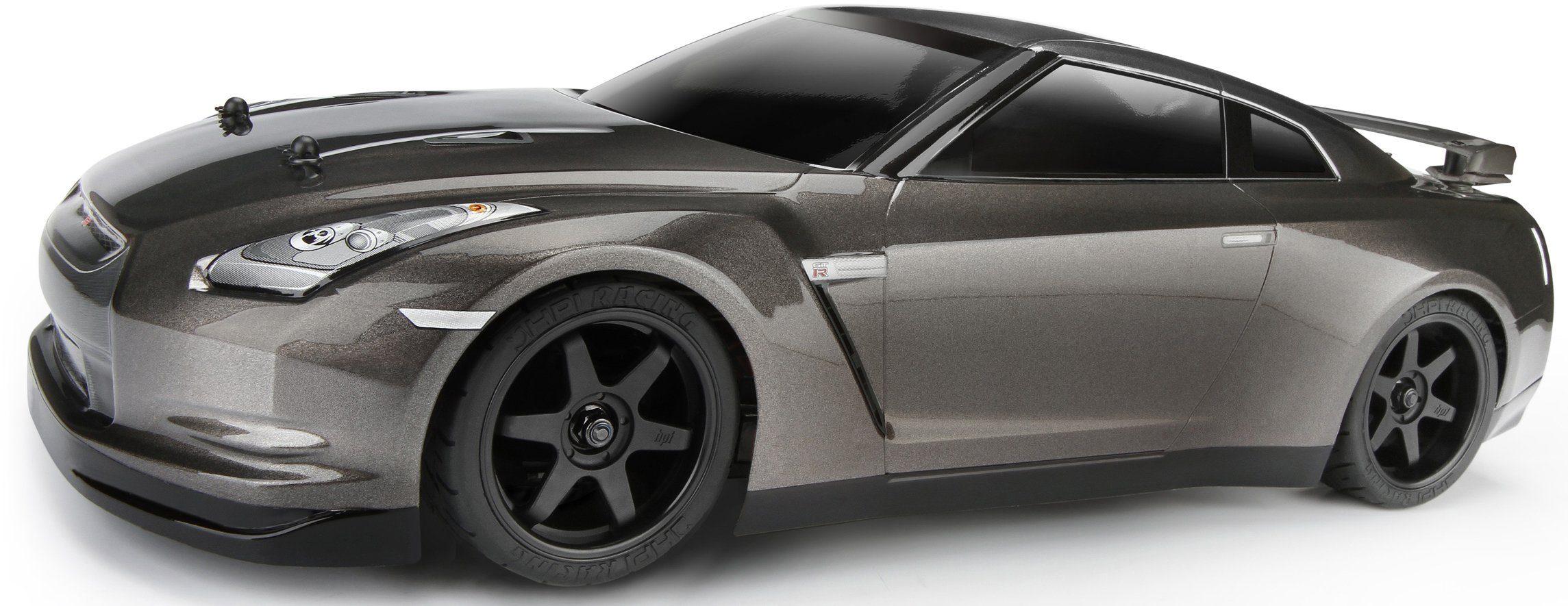 HPI Racing RC Komplettset, »Sprint 2 Sport, Nissan GTR R35 1:10 2,4 GHz«