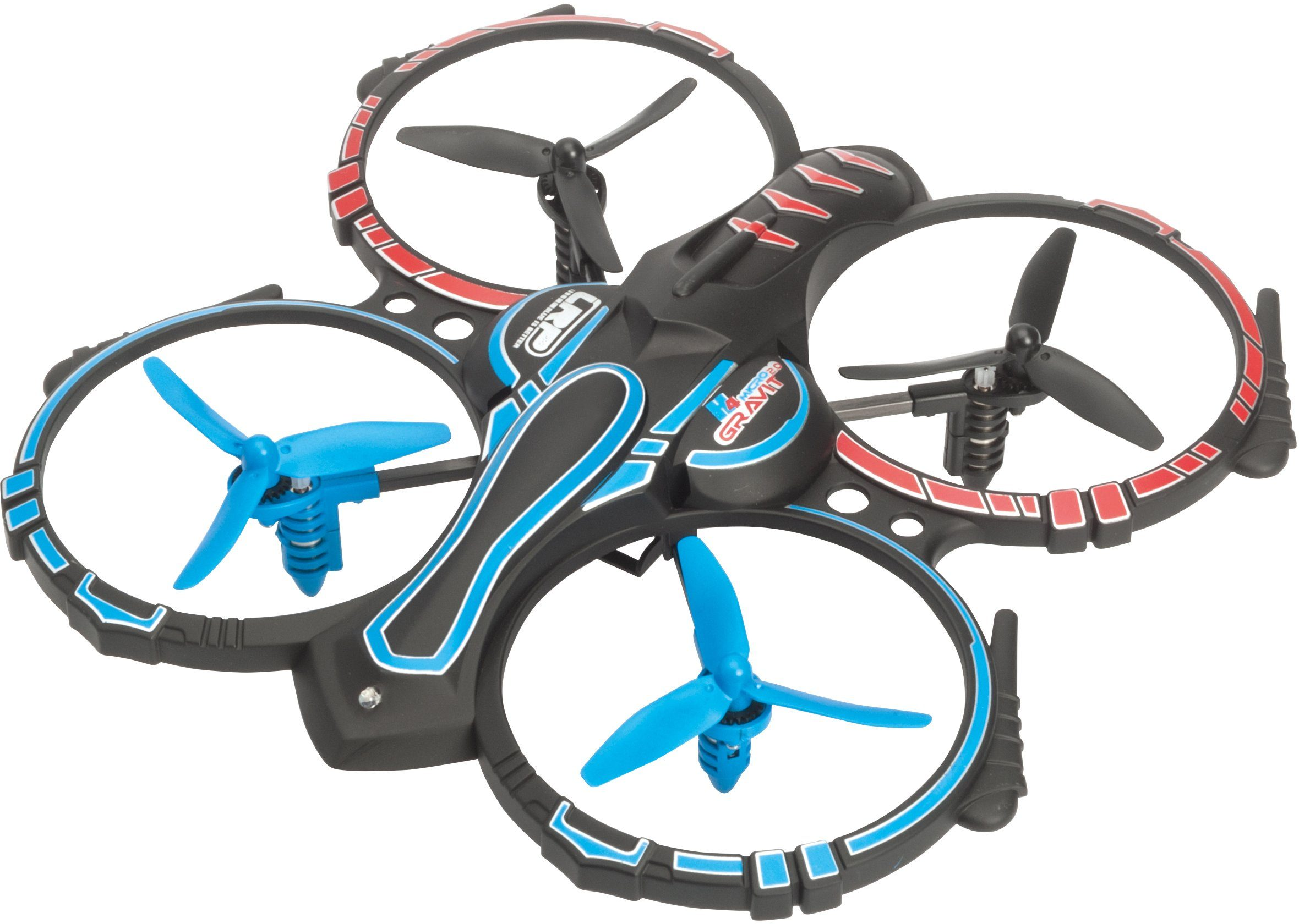 LRP Quadrocopter, »H4 Gravit Micro 2.0«