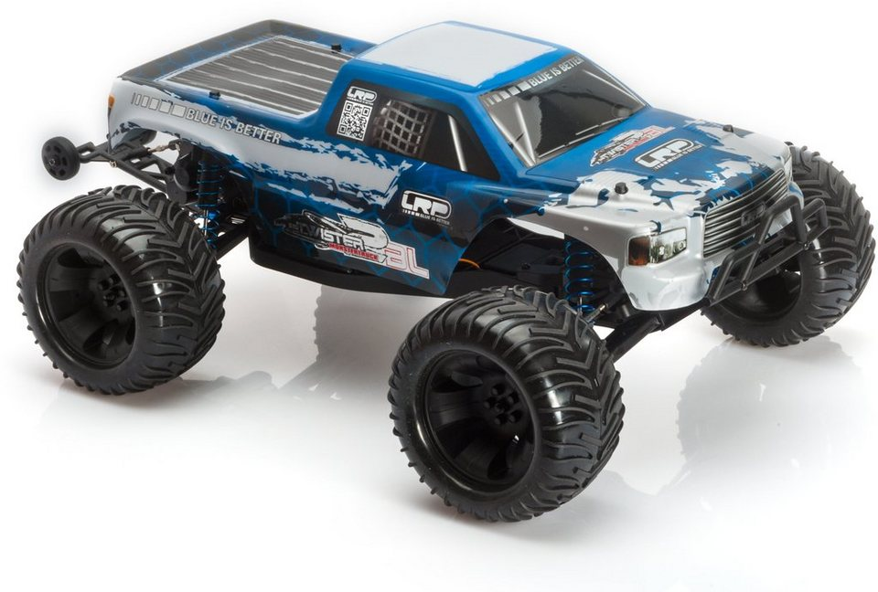 LRP RC Auto, »S10 Twister MT Brushless Monster Truck 1:10 2,4 GHz«