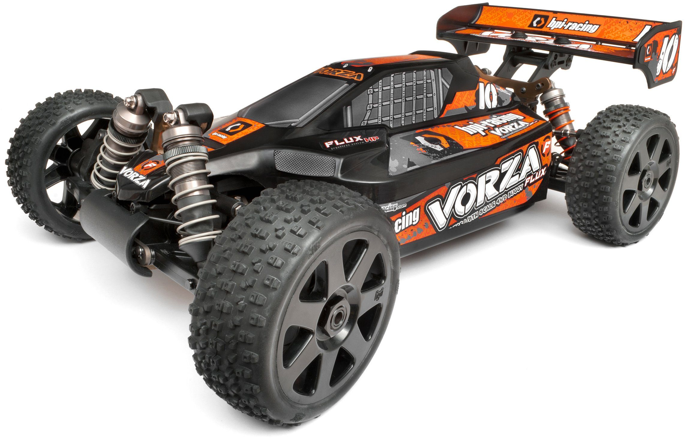 HPI Racing RC Auto, »Vorza Buggy Flux Brushless 1:10 2,4 GHz«