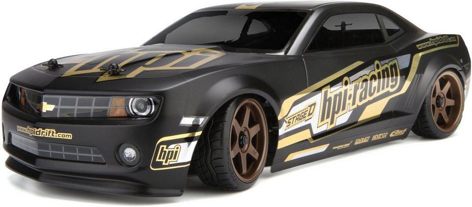 HPI Racing RC Komplettset, »Sprint 2 Drift Camaro 1:10 2,4 GHz«