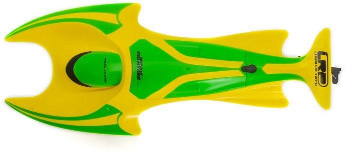LRP RC Boot, »Deep Blue 330 grün, 2,4 GHz«