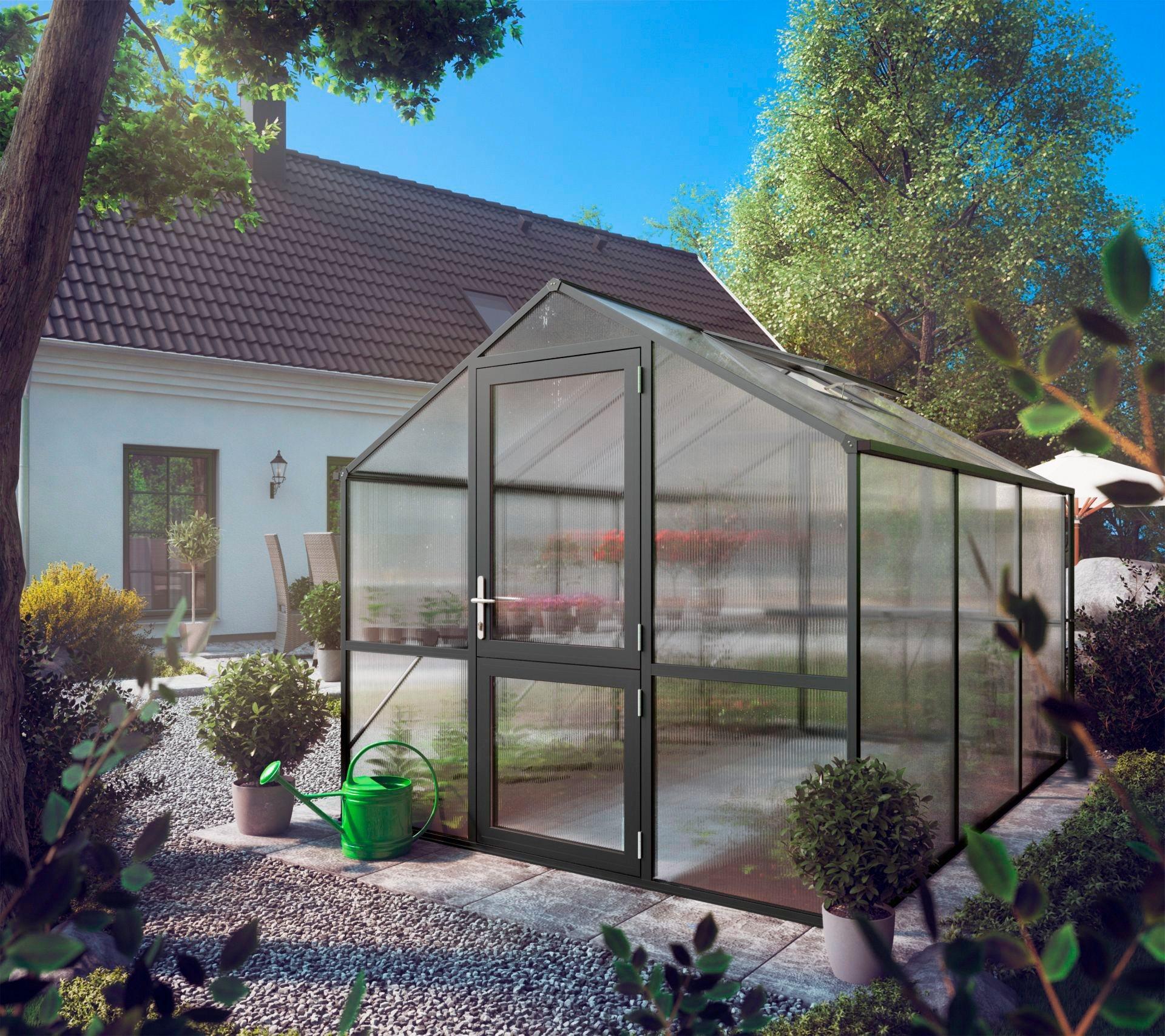 KGT Gewächshaus »Rose III« | Garten > Gewächshäuser | KGT