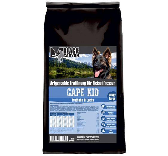 Hundetrockenfutter »Cape Kid Puppy Large«, 15 kg