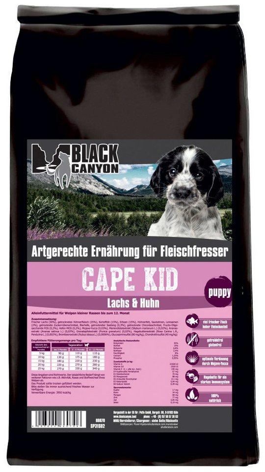 hundetrockenfutter cape kid lachs huhn 15 kg otto. Black Bedroom Furniture Sets. Home Design Ideas