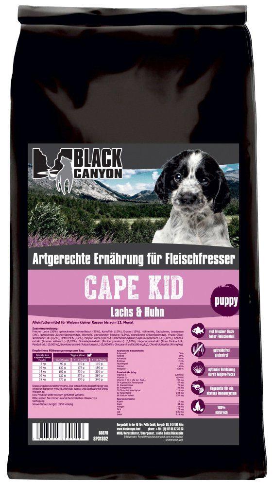 Hundetrockenfutter »Cape Kid Lachs & Huhn«, 15 kg