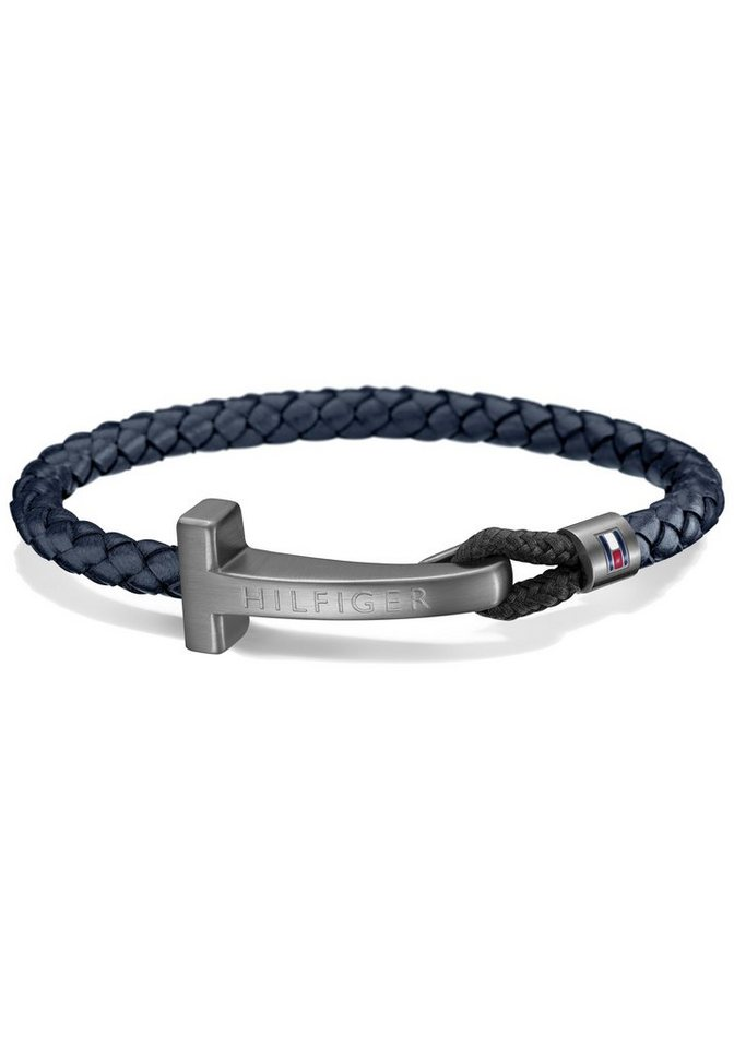 Tommy Hilfiger Armband »Men's Casual, 2700870« in anthrazit-blau