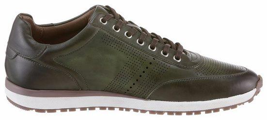 Gordon &; Bros Sneaker, Avec Perforation Fine