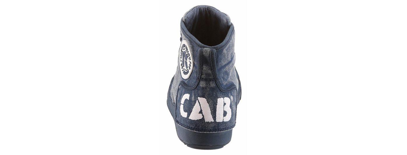 Used Cab Cab Yellow im Yellow Look im Sneaker Sneaker O61qSS