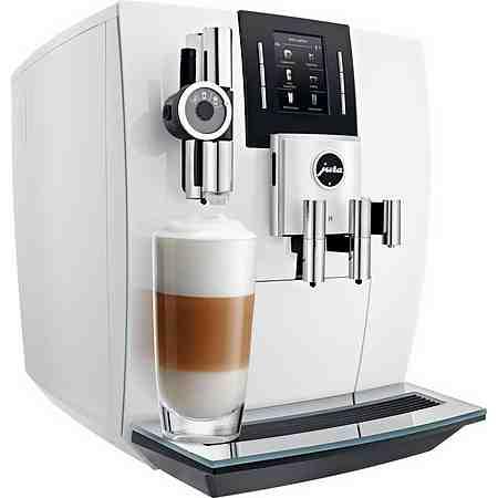 Jura Espresso-/Kaffee-Vollautomat J6 Piano White
