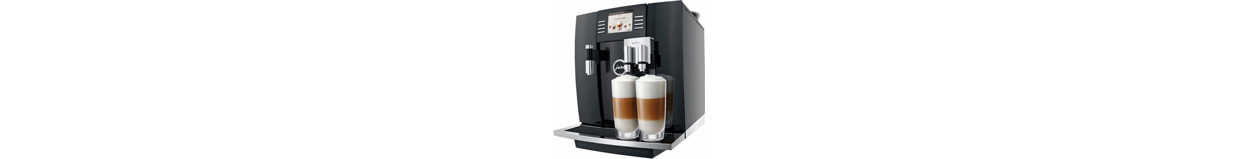 Jura Espresso-/Kaffee-Vollautomat GIGA 5, piano black
