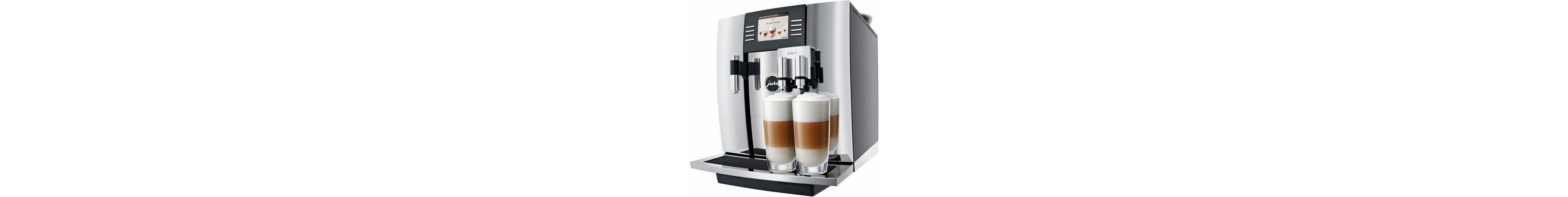 Jura Espresso-/Kaffee-Vollautomat GIGA 5, chrom