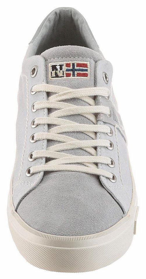 Napapijri Sneaker, mit Logodruck