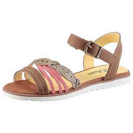 Mädchenschuhe: Sandalen & Zehentrenner: Sandalen