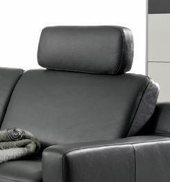 W.SCHILLIG Kopfstütze »lazy« in schwarz