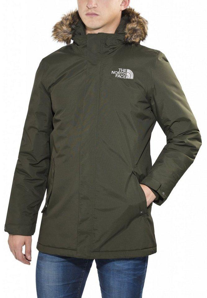 The North Face Outdoorjacke »Zaneck Jacket Men« in oliv