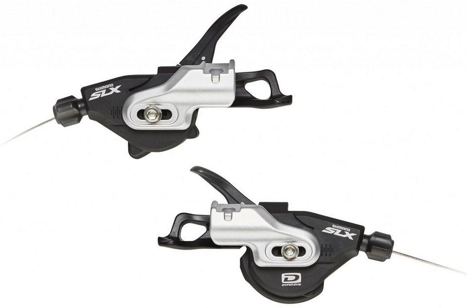 Shimano Schaltung »SLX SL-M760-B-I Schalthebel Set 2/3x10-fach«