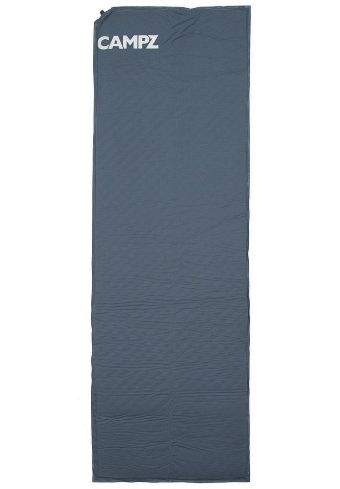 CAMPZ Luftmatratze »Classic Comfort Matte M« in grau