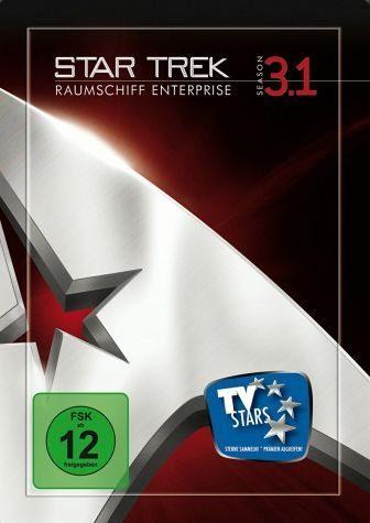 DVD »Star Trek - Raumschiff Enterprise: Season 3.1,...«