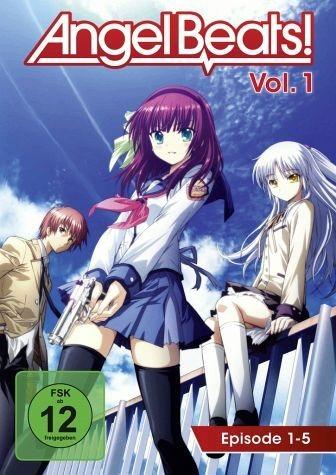 DVD »Angel Beats! - Vol. 1«