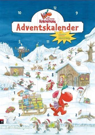 Kalender »Der kleine Drache Kokosnuss - Adventskalender«